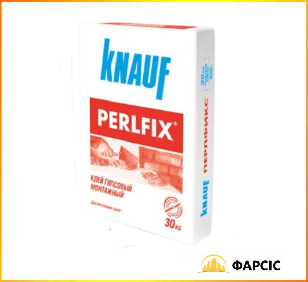 Клей для гіпсокартону Knauf Perlfix 30 кг