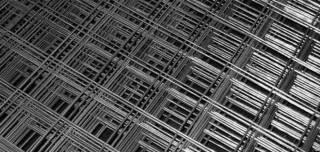 Сітка зварна (кладочна) 120х120мм 2,50мм/2,50мм 1,00м/2,00м