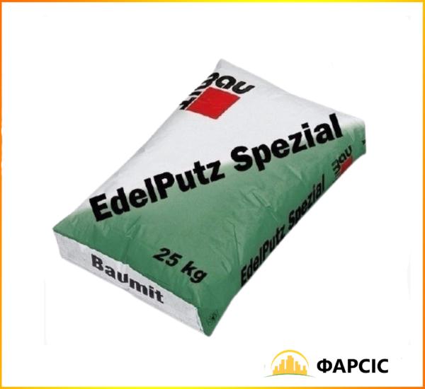 Минеральная декоративная штукартурка BAUMIT Edelputz Spezial 25кг